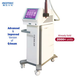 آلة إزالة الوشم Q Switched ND YAG Laser 532nm / 1064nm