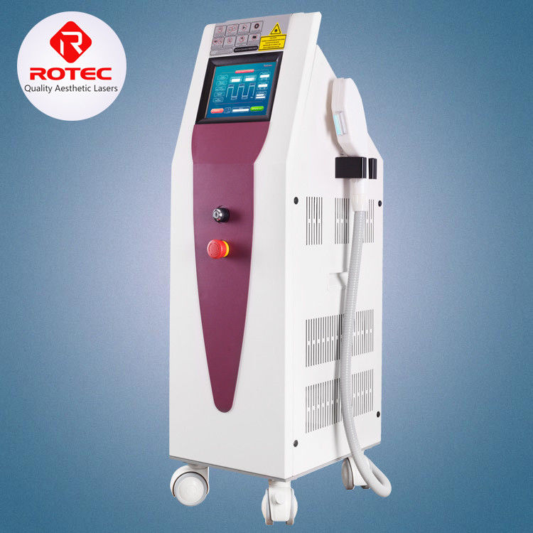 Multifunctional OPT Beauty Machine IPL SHR Painless Hair Removal Clinic and Beauty Salon System