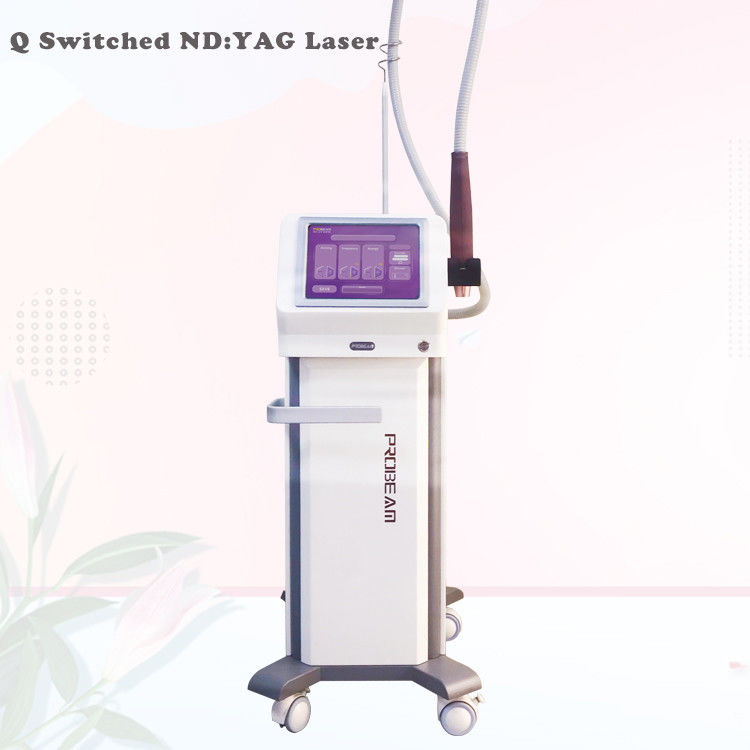 532 Nm 1064 Nm ND Yag Laser، Q Switched ND Yag Laser Alexandrite Laser المزود